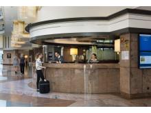 Lobby Maritim Airport Hotel Hanover