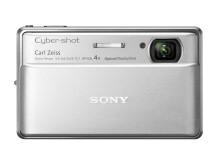 Cyber-shot DSC-TX100V von Sony_Silber_01