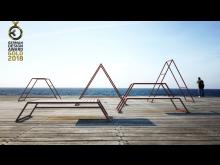 Kebne utegym, design Kauppi & Kauppi