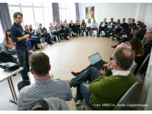 HR BarCamp: Mitten in einer Session