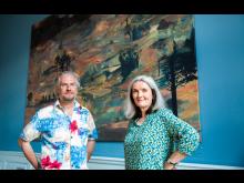 Henrik Dahl og Nina Sten-Knudsen