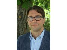 Daniel Molin, överläkare på onkologkliniken, Akademiska sjukhuset