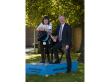 Black Dog on campus helps to stimulate depression discussion
