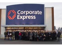 Corporate Express valde nordisk lösning från Visma