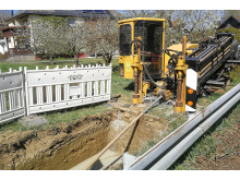 Bau Kabelleitung Mechlenreuth
