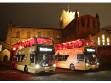 Hexham to Newcastle express bus route set for major upgrade with £1million investment from Go North East
