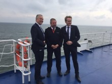 Scandlines CEO mødes med Slesvig-Holstens ministerpræsident