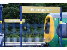 Bromsgrove electric trains