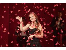 Talentprismodtager: skuespiller Ingrid-Marie Thorlacius
