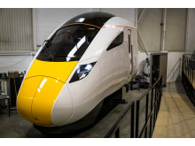 DCA and Hitachi win 2015 User-Centred Product Design Award for Class 800/801 train