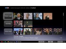 Eurosport bei BRAVIA Internet Video_2