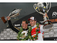 Ekström och Schumacher