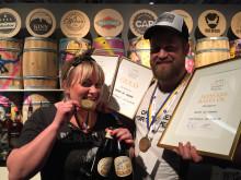 Vinnare av mässans bästa öl