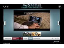 VAIO P website screen shot_video_4