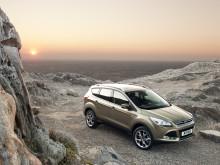 Nye Ford Kuga har startet produksjonen