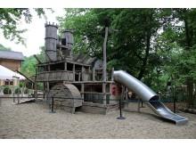 Zoo Leipzig - Abenteuerspielplatz El Dorado mit Amazonsadampfer