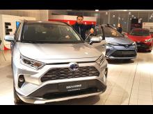 Høy Toyota-etterspørsel i april i Bodø