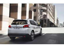 Peugeot 2008 nu hos svenska Peugeot-återförsäljare