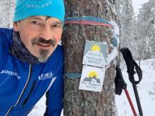 Anders Enetjärn. Tavelsjö Vintertoppar