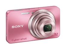 Cyber-shot DSC-W570 von Sony_Rosa_02