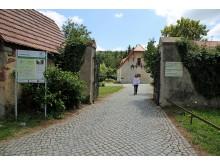 Sächsisches Obstland – Kloster Marienthal in Sornzig – Begründer der Tradition des modernen Plantagen-Obstbaus