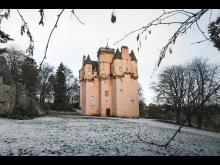 Craigievar Castle 7 - Sony Xperia 5 II