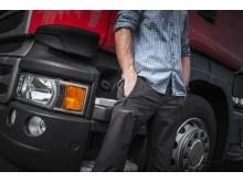 Unge og Erhvervsuddannelse, Lastbilchauffør B