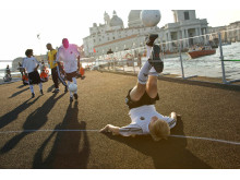 Sony Twilight Football, Venice, Italy 3
