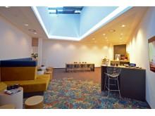 Business-Lounge im ANA Arthotel Symphonie