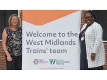 West Midlands Railway sponsor The Albion Foundation 2018/2019