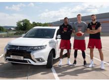 Spieler der deutschen Basketballnationalmannschaft 2019