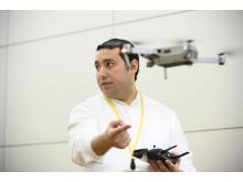 Dr. Salem Drone 2