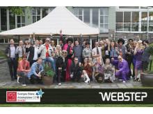Webstep Sommarfest i Stockholm