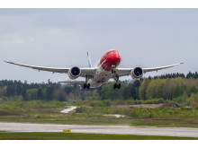 Norwegian Dreamliner LND