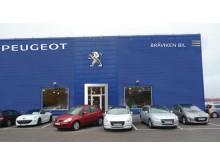 Ny regi hos Peugeot i Norrköping