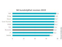 SKI revision per bolag 2019