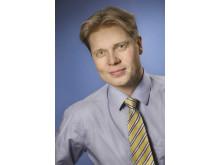Harri Mattinen, Sparbanksförbundets utvecklingsdirektör
