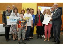 Bürgerenergiepreis Unterfranken 2016 verliehen