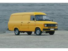 Ford Transit 2. generasjon (1978 - 1985)