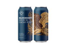 Collective Arts – Blueberry Sour with Cacao Nibs