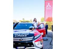 Eclipse Cross Dakar 2019