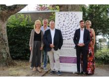 Restcent-Spende HospPalliaNetzwerk SchaumburgOhneScheck