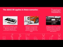 The ADAS IIR applies in these scenarios