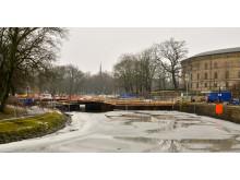 Vasabron i centrala Göteborg