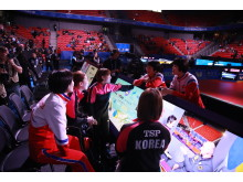 LIEBHERR World Table Tennis Championships 2018