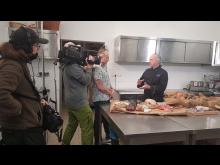 Kochshow mit Maschine und Lars Bracker