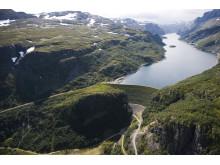 Viddalsdammen Aurland kommune