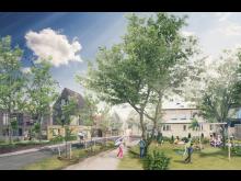 Markanvisning för kvarteret Gåsen, Eslöv