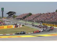 Formula 1 Grand Prix, Circuit de Catalunya, Barcelona