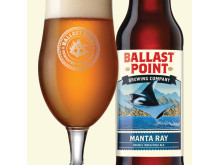 Ballast Point Manta Ray DIPA - detalj